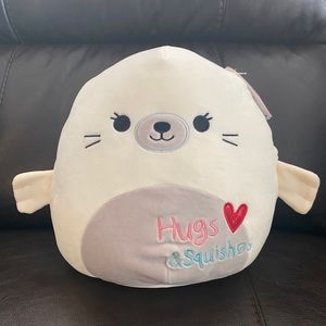 """Squishmallow Lucille 11"""" Valentine's Day 2021 NWT"""